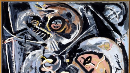 Stanford University Gifted Jackson Pollock and