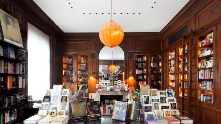 Neue Galerie bookstore