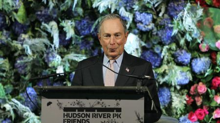 Michael Bloomberg Considers Presidential Run—and More
