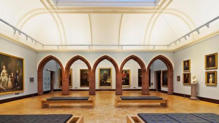 National Galleries Scotland to Stop Hosting