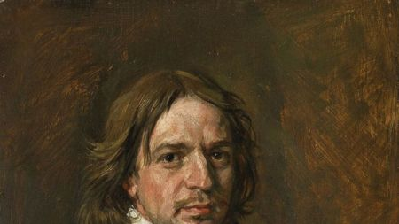 The allegedly fake Frans Hals painting