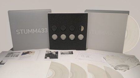 The Mute Records box set 'STUMM433.'