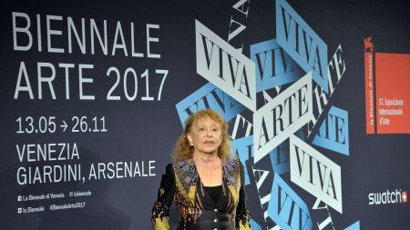 Carolee SchneemannBiennale Arte 2017 in Venice,