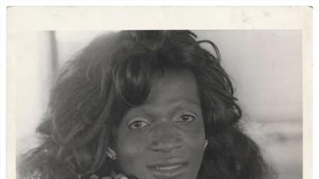 Alvin Baltrop, Marsha P. Johnson, n.d.