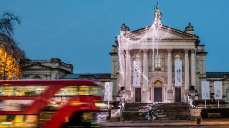 Tate Britain Winter Commission, devised by
