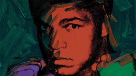 Andy Warhol, Muhammad Ali (1977) £4.97m