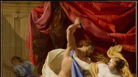 Eustache Le Sueur, 'The Rape of