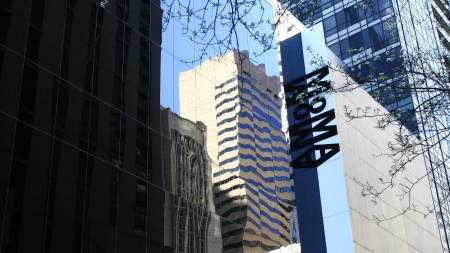 MOMA, Museum of Modern Art building