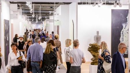 Art Basel's 2019 edition. The fair's