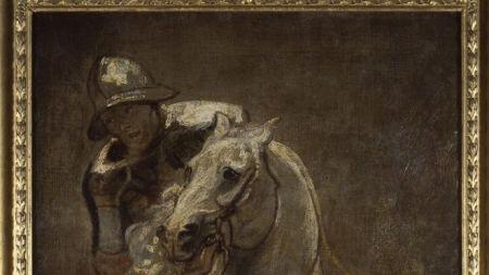 Antony Van Dyck, 'A Soldier on