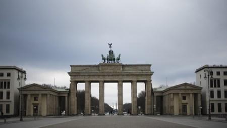 Berlin has been left vacant by