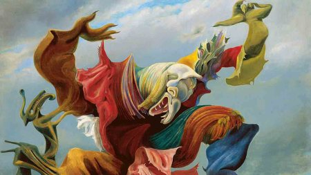 Max Ernst Triumph of Surrealism