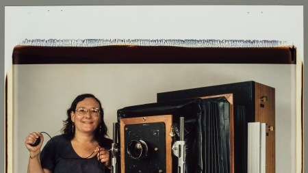 Elsa Dorfman, 'Me and My Camera,'