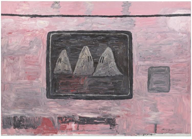 Philip Guston, 'Blackboard', 1969.