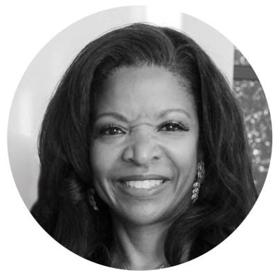 Portrait of Pamela J. Joyner.