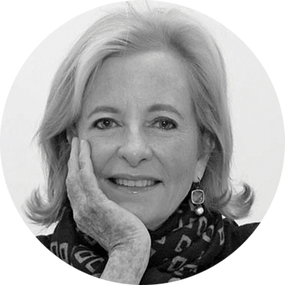 Portrait of Patricia Phelps de Cisneros.