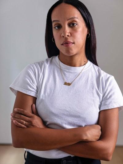 Portrait of Ebony L. Haynes.