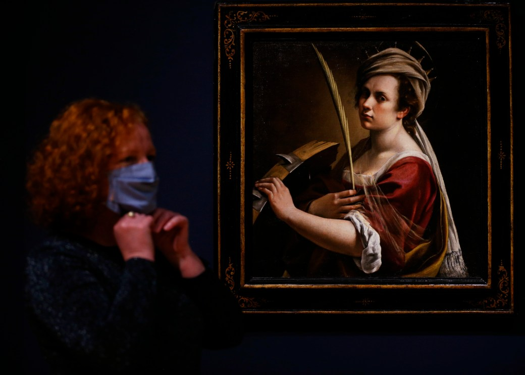 National Gallery's Artemisia exhibition. National Gallery