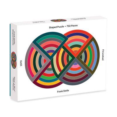 Frank Stella puzzle