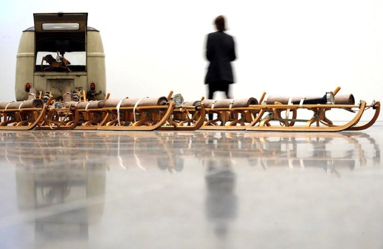 Joseph Beuys, 'The Pack', 1969.