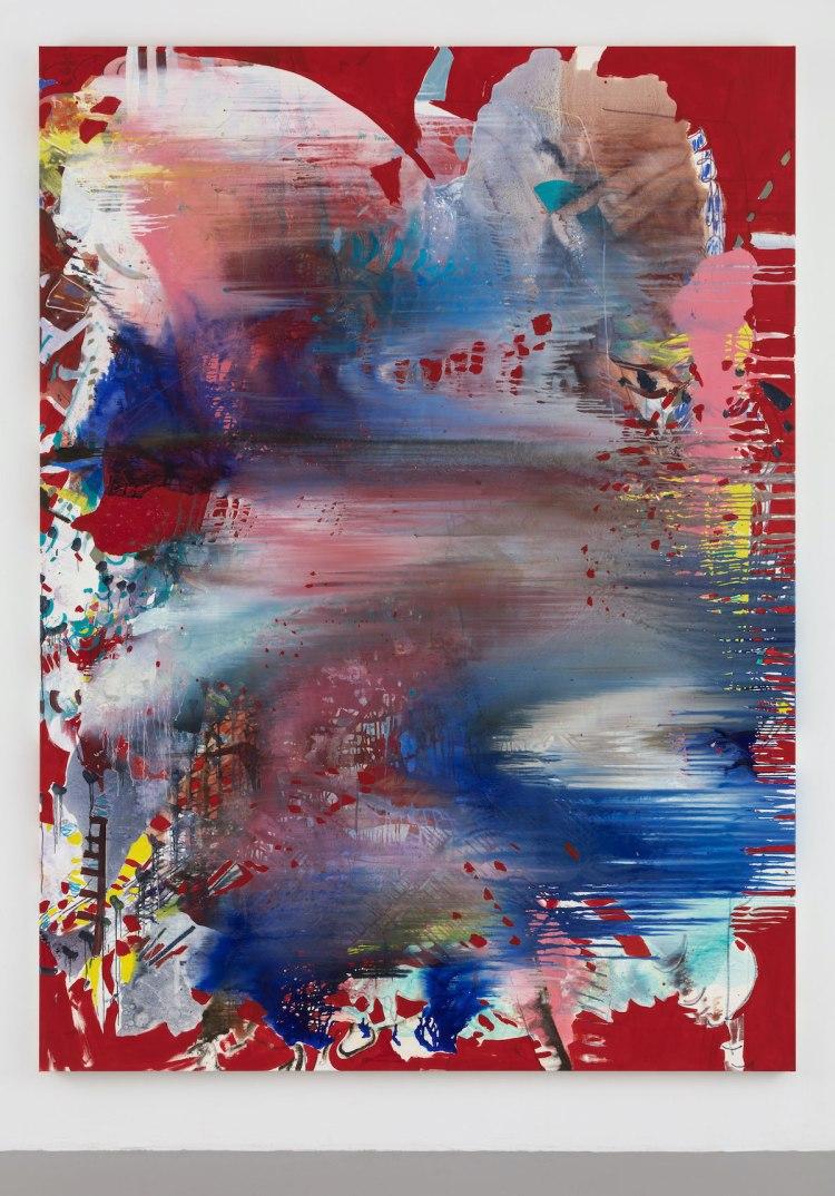 Jackie Saccoccio, 'Tempest (Concave)', 2019.