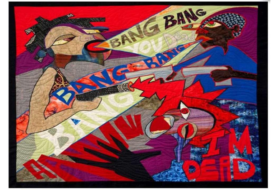 Ellen Blalock Bang Bang, You Dead!