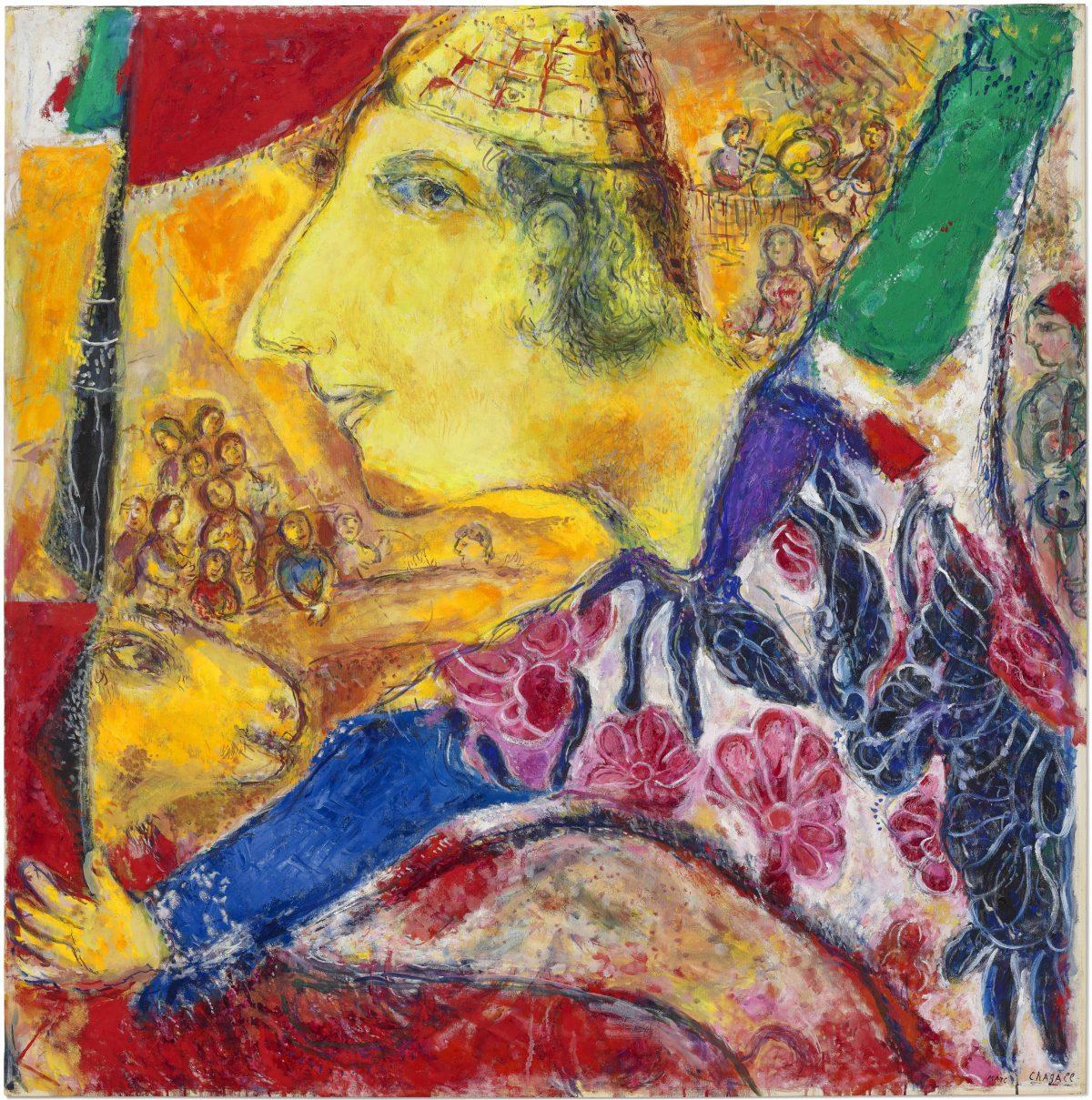 Marc Chagall, Le rappel