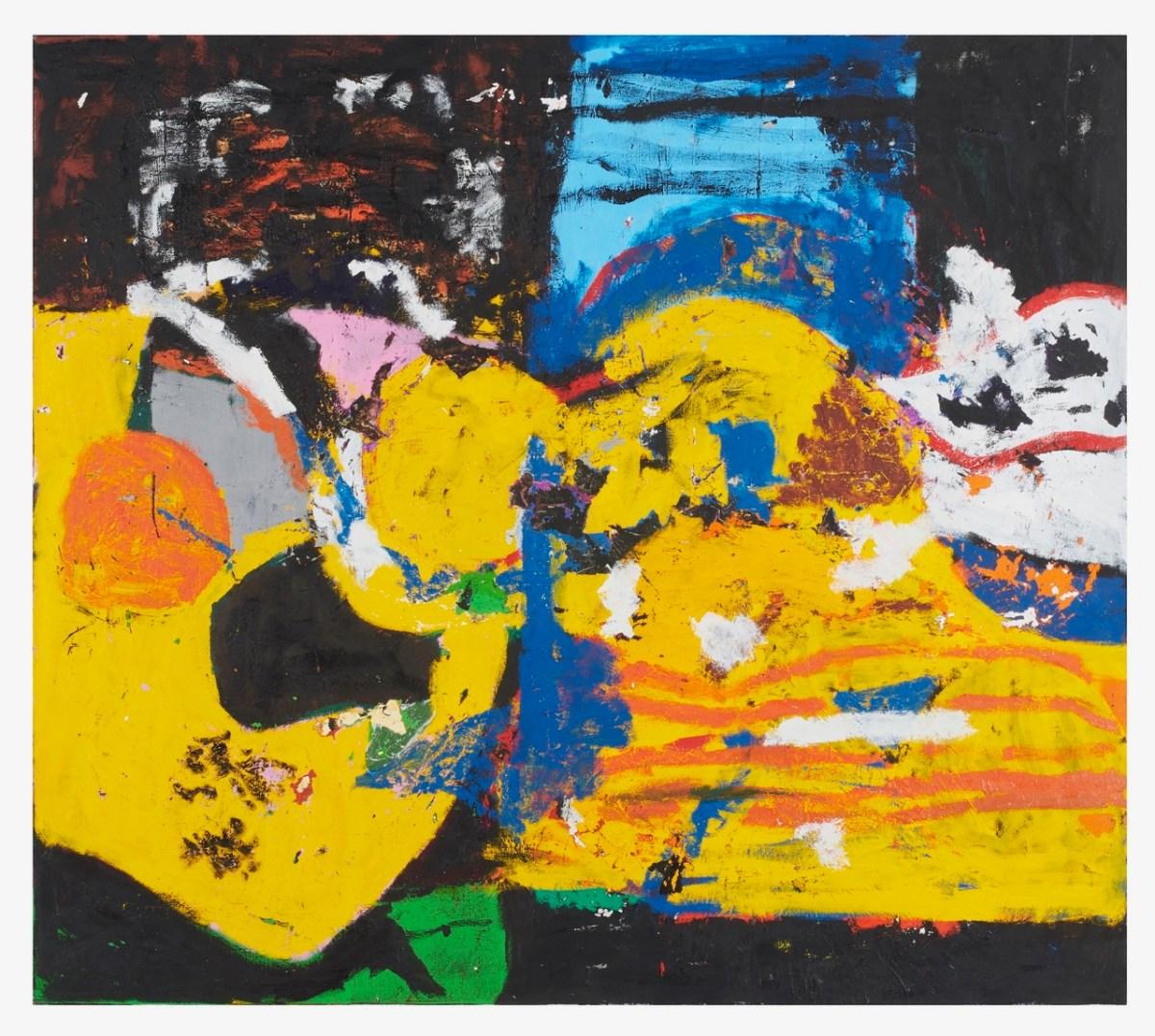 Painter Joe Bradley Departs Gagosian, Joins
