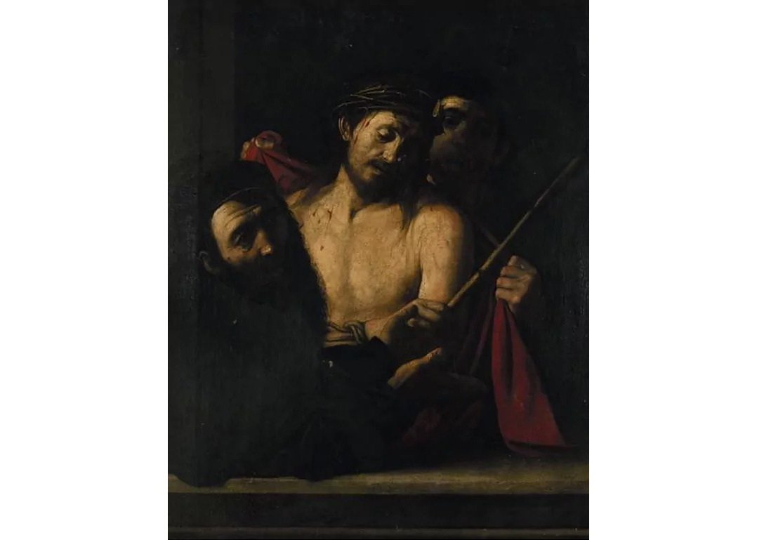 'The Crowning with Thorns' attributed in