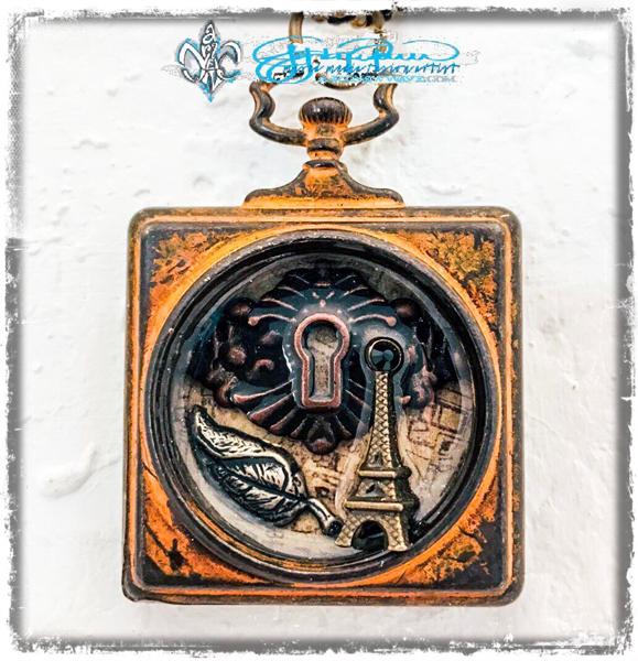 Pocket Watch #15