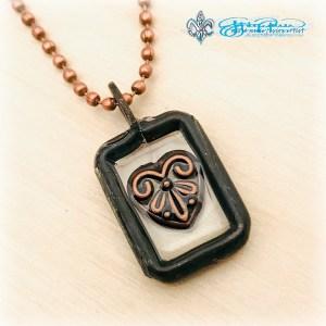 Mini Bezel HEART