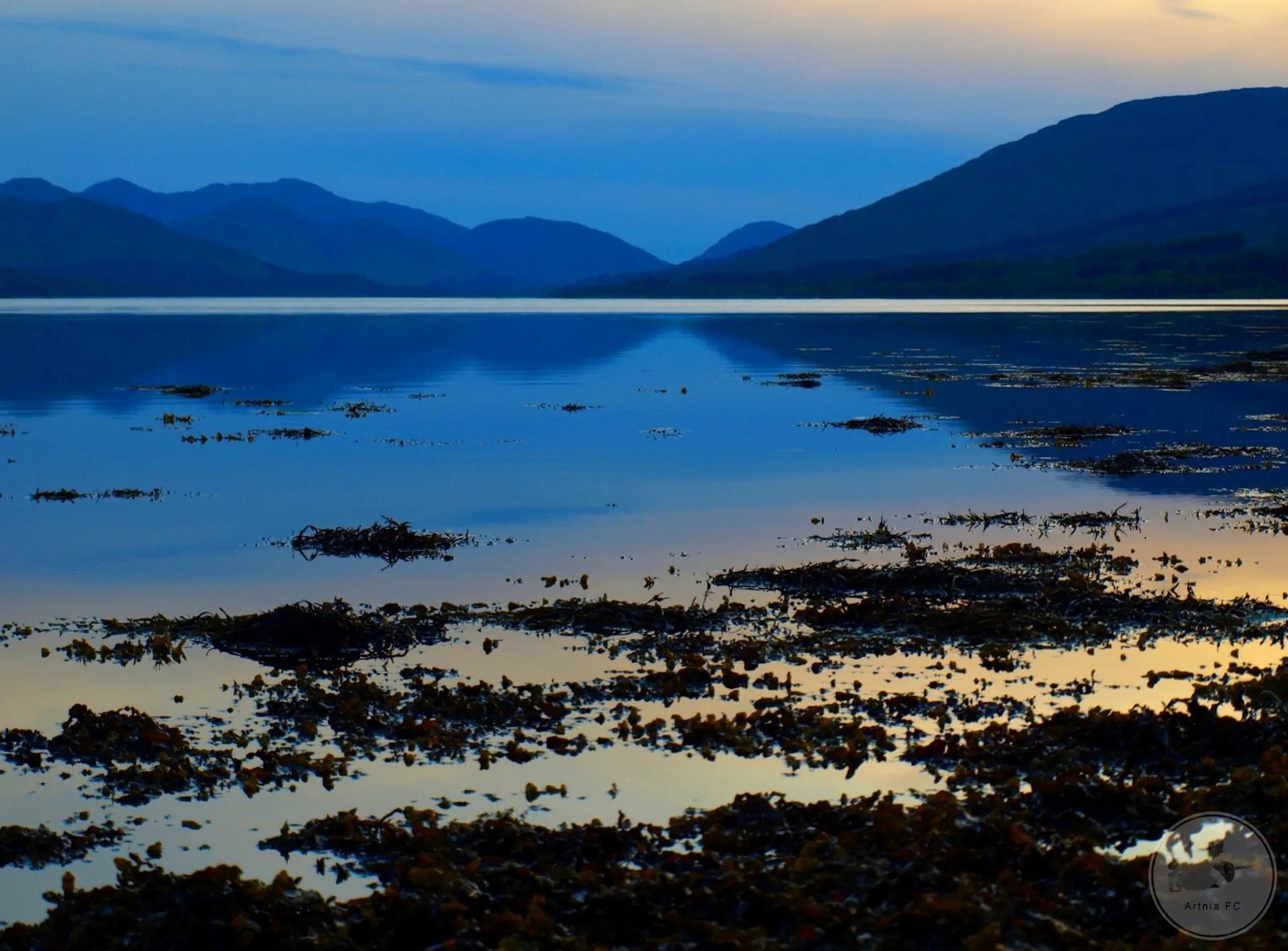 Loch Eil Beach