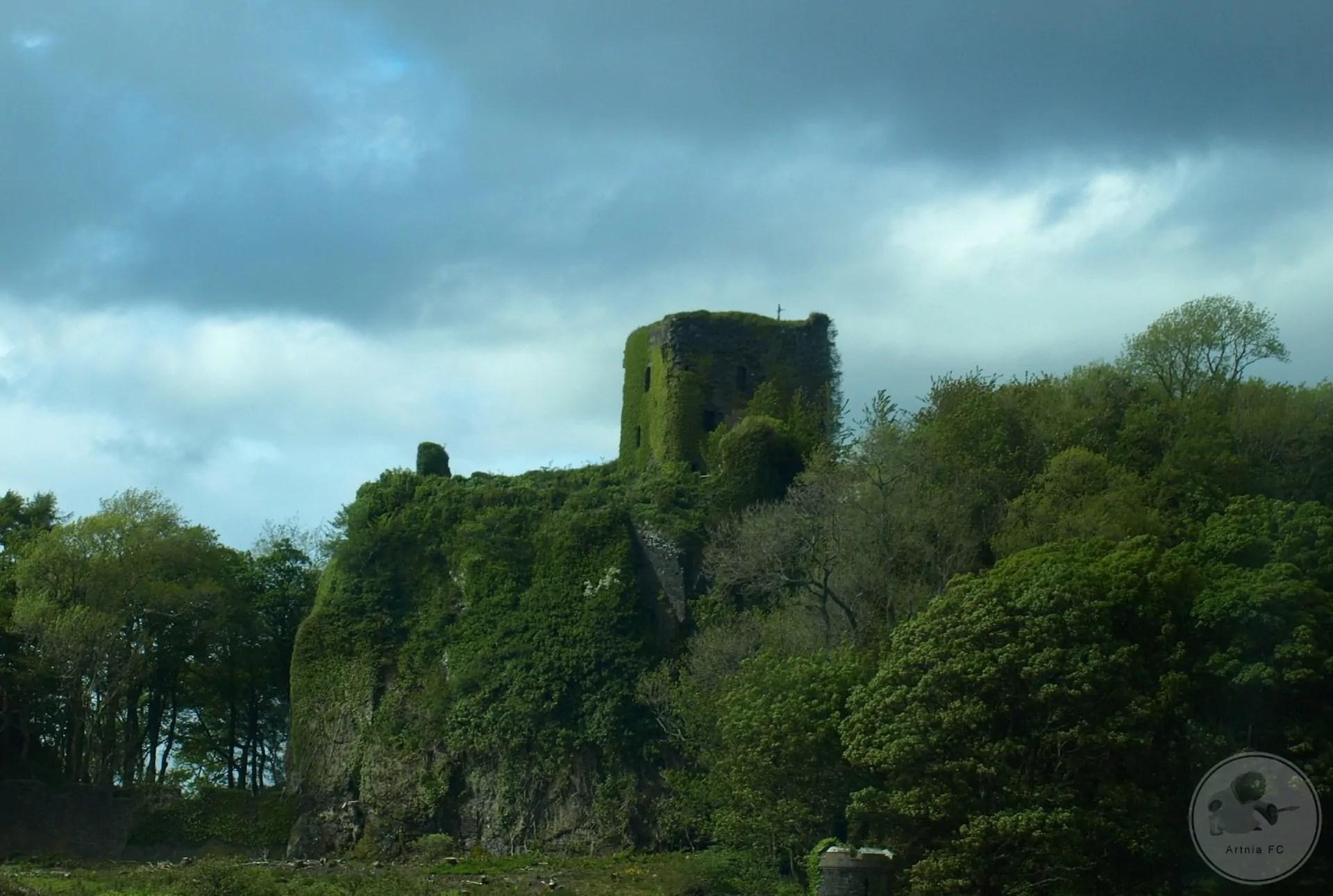 Oban Castle, Scotland