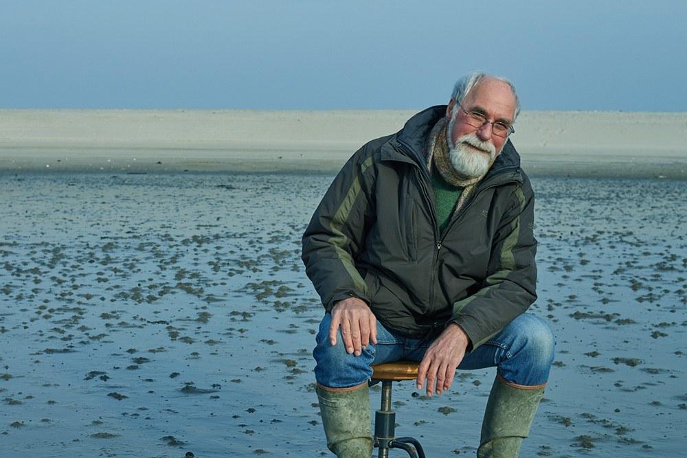 Dr. Hauke Bietz   Fotograf im Westerwald Prof. Karsten Reise: Ein grenzüberschreitender Wattforscher