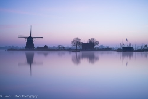 Photo of the Week. Dawn at Rottemeren - Photo by Dawn Black - Den Haag, South Holland, Netherlands