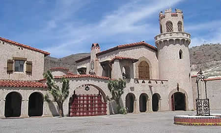 Scotty's Castle, Death Valley Ranch