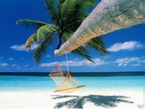 Bora Bora Hammock,The Most Beautiful Island in the World, Beach, Island, Tahiti, ArtofAdventure.Net