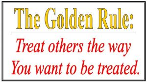 The Golden Rule, The Silver Rule,