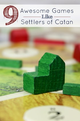 9 Awesome Games Like Settlers of Catan   Discover Your Next Challenge This is exactly what I was looking for  My game group LOVES Settlers of  Catan