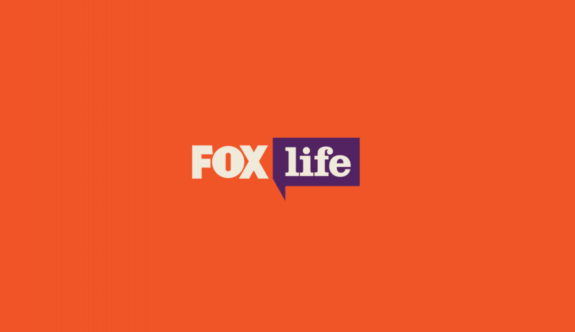 Fox Life logo 2013 branding