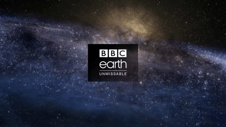 BBC Earth branding done by Trollback