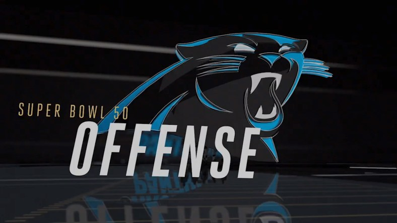 Panthers on CBS Sports. CBS Sports rebranding in 2016 by Troika