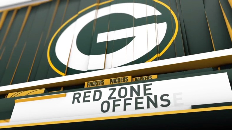 Red Zone. CBS Sports rebranding by Troika