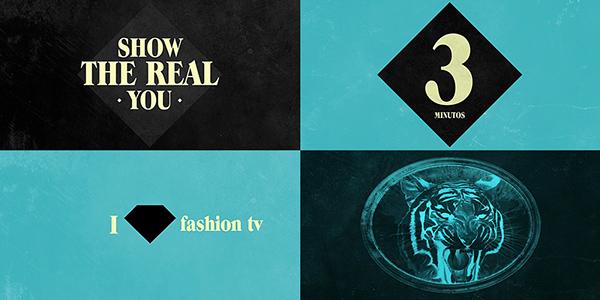 Fashion TV channel branding