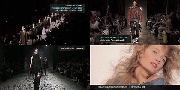 Fashion tv España channel packaging