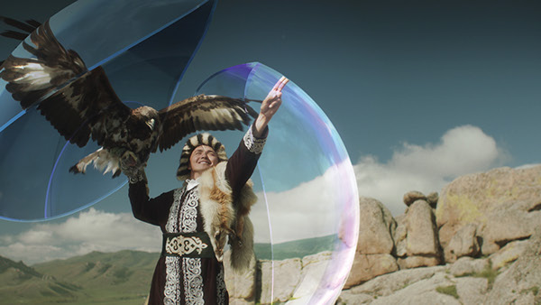 MONGOL TV-EAGLE HUNTER IDENT
