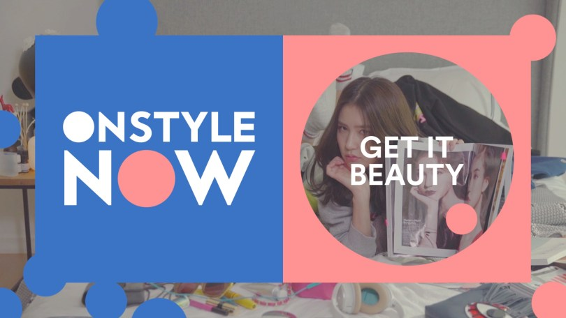 OnStyle Channel rebrand by Super Very More, South Korea