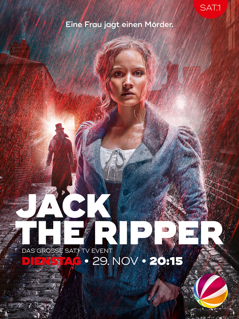 Sat1 Channel : Jack The Ripper promo