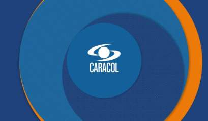 Caracol Televisión channel rebranding by Vascolo, Argentina