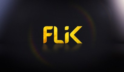 FLIK channel branding by BDA Creative, Singapore